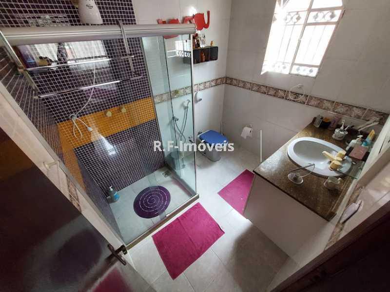 20210518_104755 - Casa em Condomínio à venda Rua Porto Salvo,Vila Valqueire, Rio de Janeiro - R$ 1.900.000 - RF243 - 18