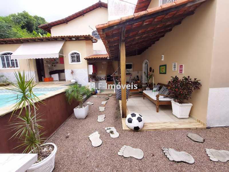 20210518_105229 - Casa em Condomínio à venda Rua Porto Salvo,Vila Valqueire, Rio de Janeiro - R$ 1.900.000 - RF243 - 25