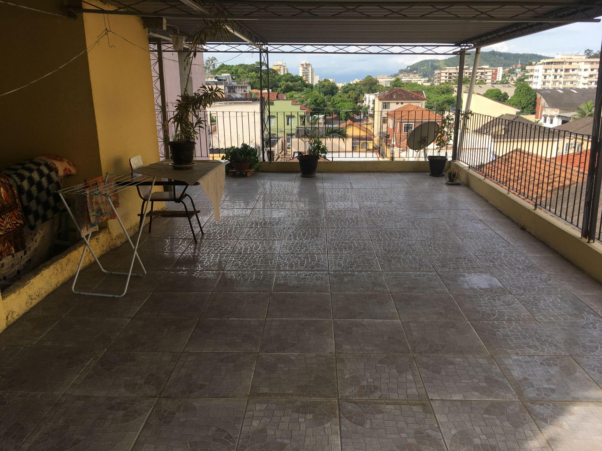 FOTO 17 - Casa de Vila à venda Beco Mário Pereira,Praça Seca, Rio de Janeiro - R$ 350.000 - RF253 - 18