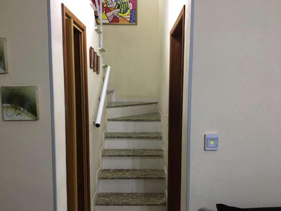 FOTO 3 - Casa em Condomínio à venda Rua Monclaro Mena Barreto,Vila Valqueire, Rio de Janeiro - R$ 570.000 - RF255 - 4