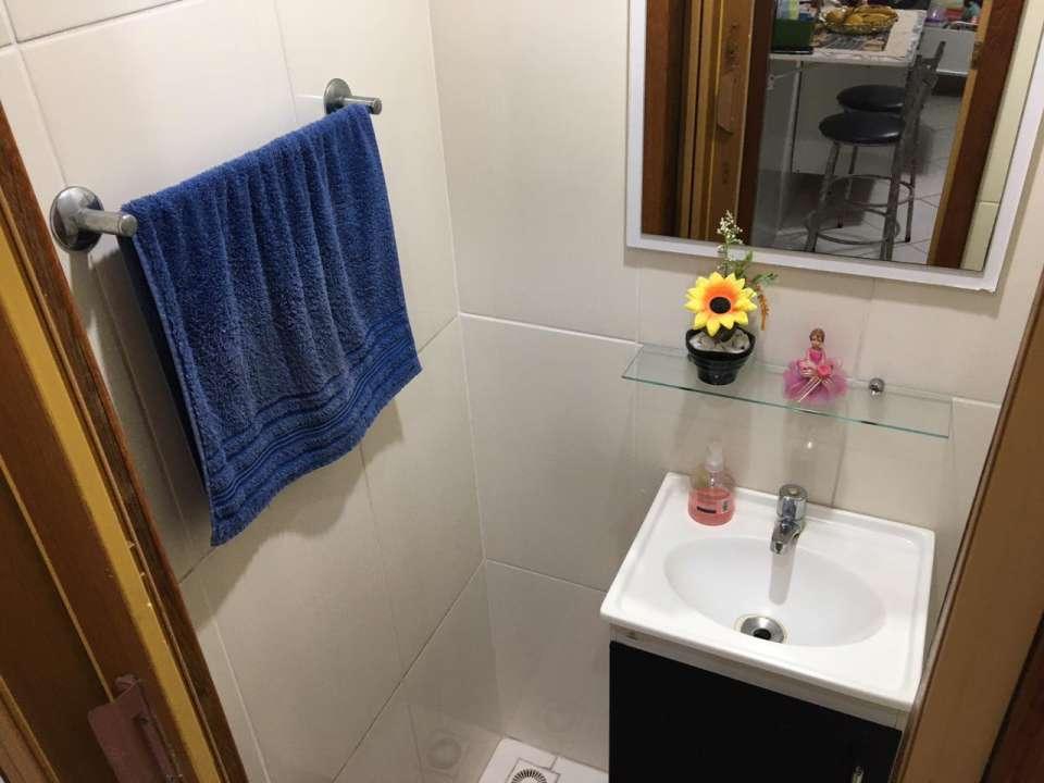 FOTO 4 - Casa em Condomínio à venda Rua Monclaro Mena Barreto,Vila Valqueire, Rio de Janeiro - R$ 570.000 - RF255 - 5