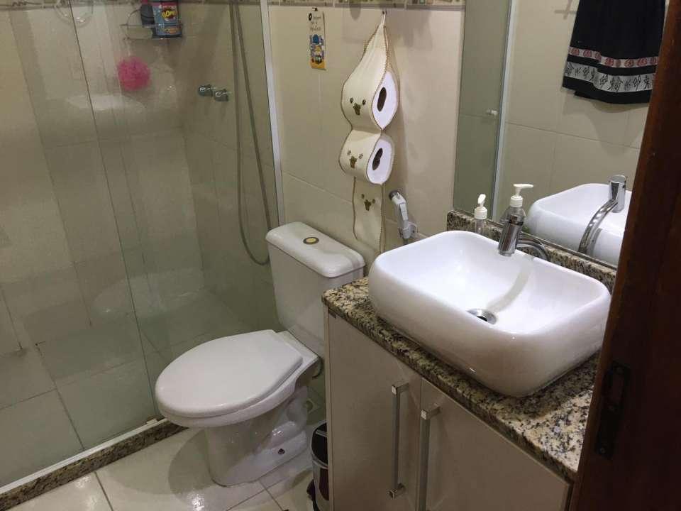 FOTO 9 - Casa em Condomínio à venda Rua Monclaro Mena Barreto,Vila Valqueire, Rio de Janeiro - R$ 570.000 - RF255 - 10