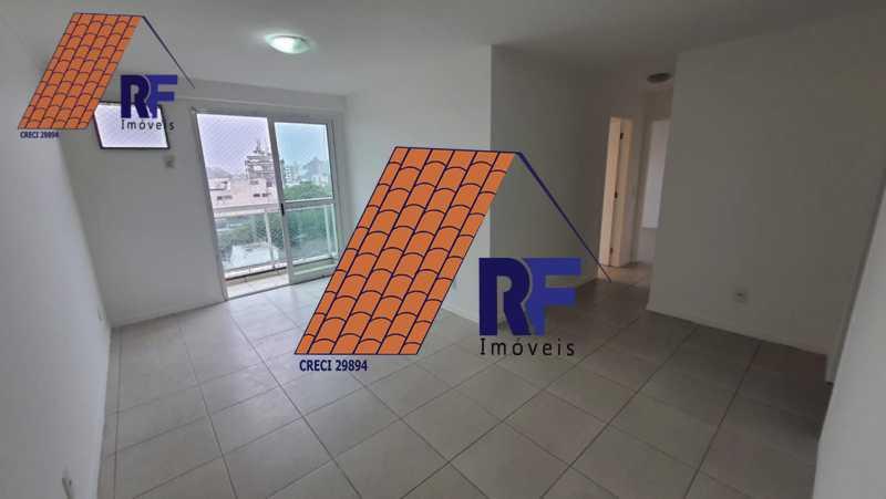 a. - Apartamento para alugar Rua Rosário Oeste,Vila Valqueire, Rio de Janeiro - R$ 1.300 - RF402 - 1