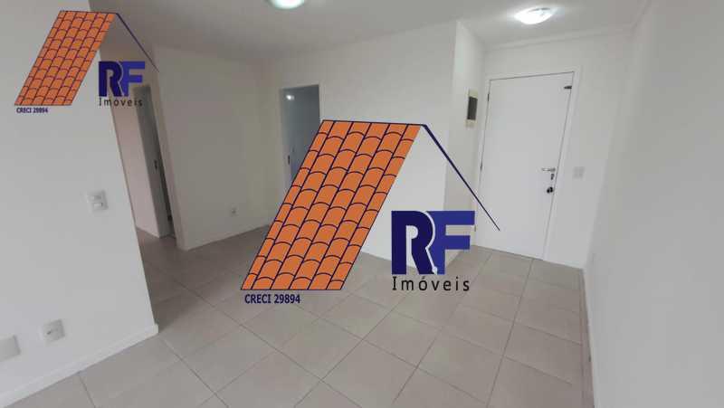 c. - Apartamento para alugar Rua Rosário Oeste,Vila Valqueire, Rio de Janeiro - R$ 1.300 - RF402 - 4