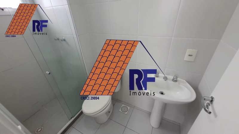 WhatsApp Image 2021-05-10 at 1 - Apartamento para alugar Rua Rosário Oeste,Vila Valqueire, Rio de Janeiro - R$ 1.300 - RF402 - 5
