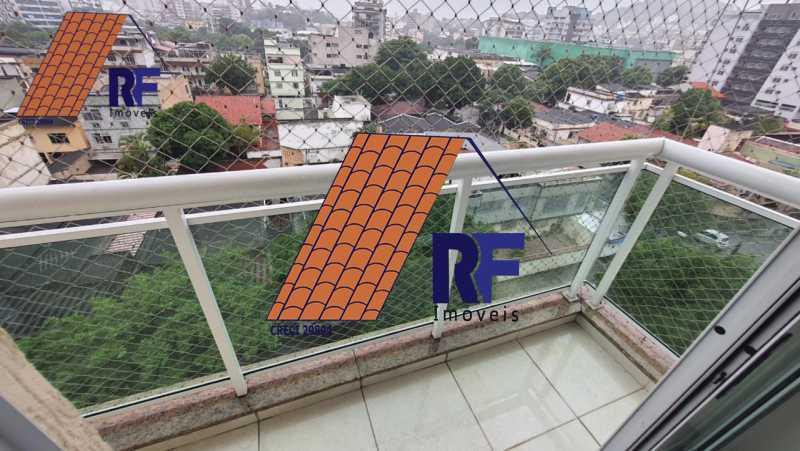 y 2. - Apartamento para alugar Rua Rosário Oeste,Vila Valqueire, Rio de Janeiro - R$ 1.300 - RF402 - 16