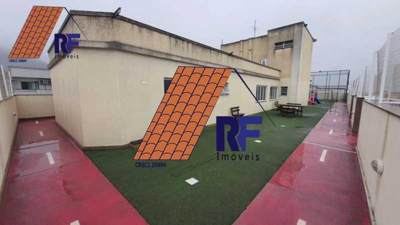 y 5. - Apartamento para alugar Rua Rosário Oeste,Vila Valqueire, Rio de Janeiro - R$ 1.300 - RF402 - 19