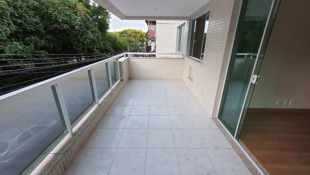FOTO 4 - Apartamento para alugar Rua Jambeiro,Vila Valqueire, Rio de Janeiro - R$ 1.900 - RF406 - 5