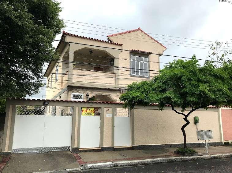 FOTO 1 - Apartamento para venda e aluguel Rua Boipeba,Marechal Hermes, Rio de Janeiro - R$ 1.250 - RF407 - 1