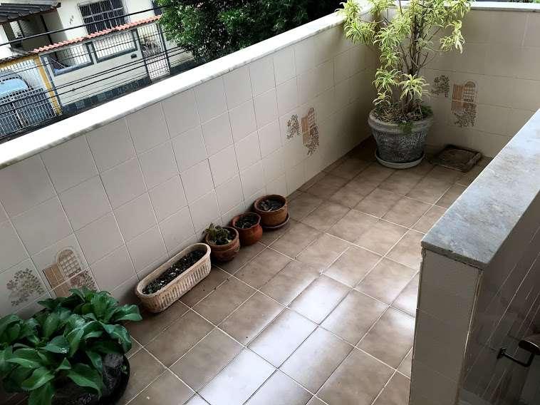 FOTO 6 - Apartamento para venda e aluguel Rua Boipeba,Marechal Hermes, Rio de Janeiro - R$ 1.250 - RF407 - 7