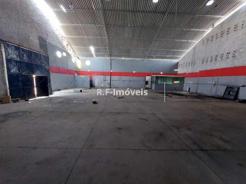 20210817_152018 - Galpão 599m² para alugar Rua Tupinambás,Moqueta, Nova Iguaçu - R$ 3.000 - RF420 - 4