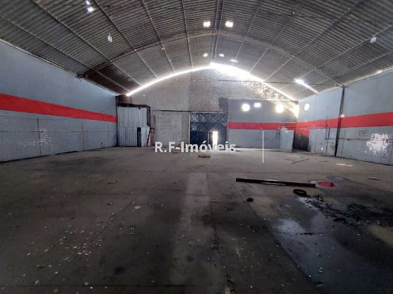 20210817_152035 - Galpão 599m² para alugar Rua Tupinambás,Moqueta, Nova Iguaçu - R$ 3.000 - RF420 - 5