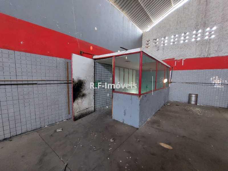 20210817_152102 - Galpão 599m² para alugar Rua Tupinambás,Moqueta, Nova Iguaçu - R$ 3.000 - RF420 - 7