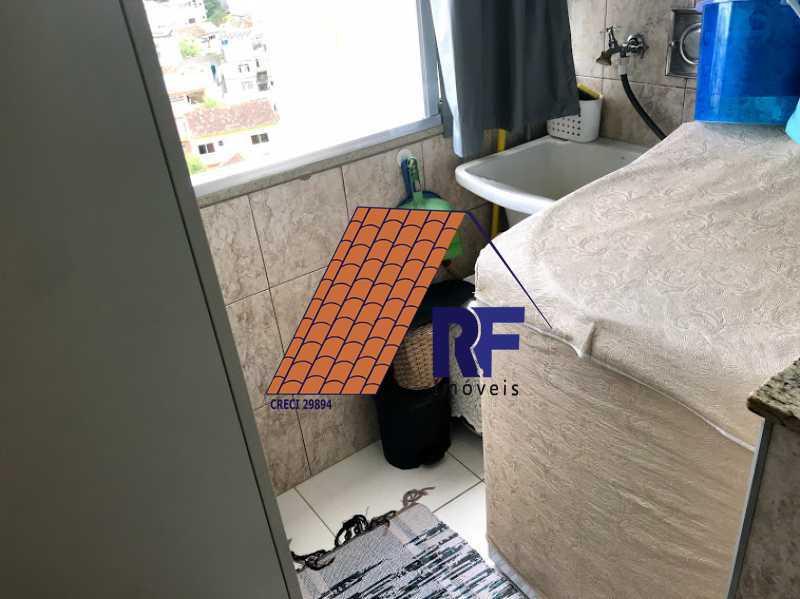 IMG_7316 - Apartamento à venda Rua Boiaca,Bento Ribeiro, Rio de Janeiro - R$ 245.000 - RF115 - 25