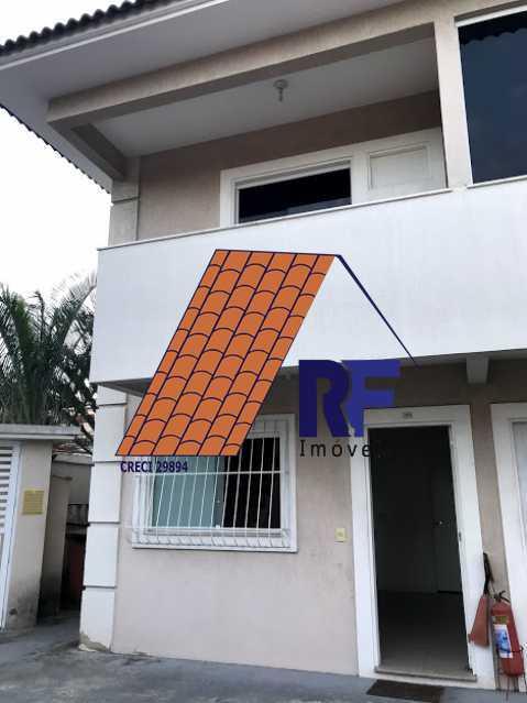 IMG_7738 - Casa em Condomínio para alugar Rua Pires de Carvalho,Maria da Graça, Rio de Janeiro - R$ 1.600 - VECN20001 - 1