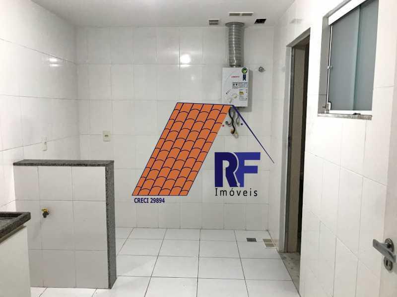 IMG_7747 - Casa em Condomínio para alugar Rua Pires de Carvalho,Maria da Graça, Rio de Janeiro - R$ 1.600 - VECN20001 - 11