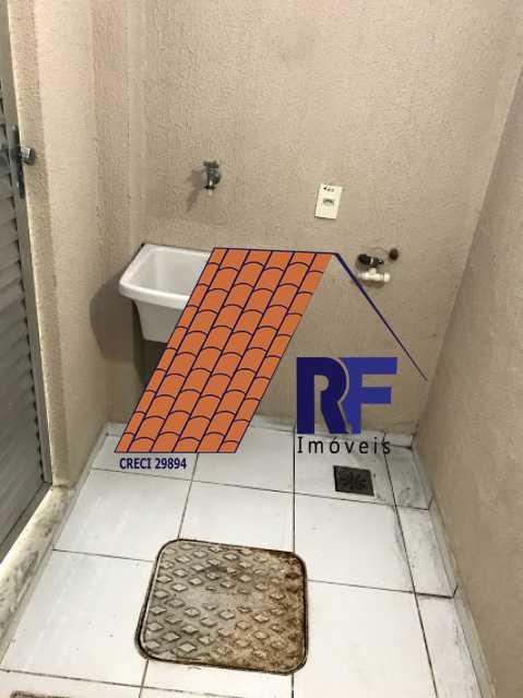 IMG_7749 - Casa em Condomínio para alugar Rua Pires de Carvalho,Maria da Graça, Rio de Janeiro - R$ 1.600 - VECN20001 - 13