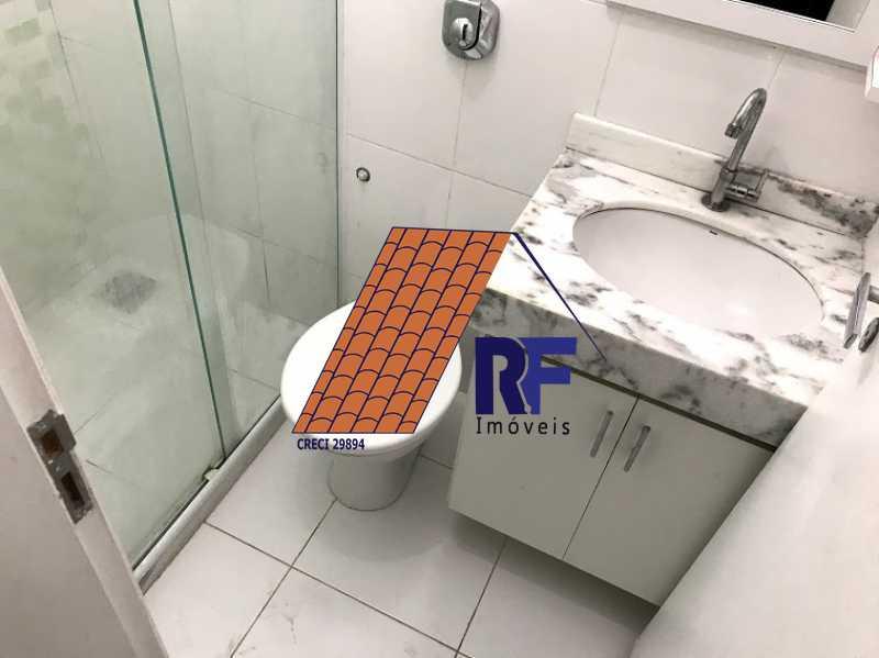 IMG_7753 - Casa em Condomínio para alugar Rua Pires de Carvalho,Maria da Graça, Rio de Janeiro - R$ 1.600 - VECN20001 - 17