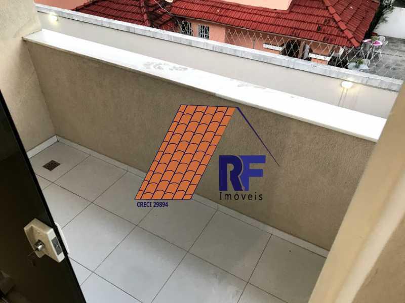 IMG_7759 - Casa em Condomínio para alugar Rua Pires de Carvalho,Maria da Graça, Rio de Janeiro - R$ 1.600 - VECN20001 - 23