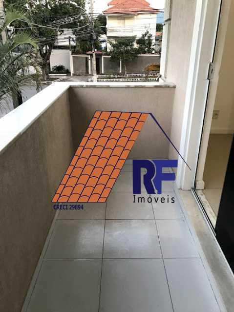 IMG_7760 - Casa em Condomínio para alugar Rua Pires de Carvalho,Maria da Graça, Rio de Janeiro - R$ 1.600 - VECN20001 - 24