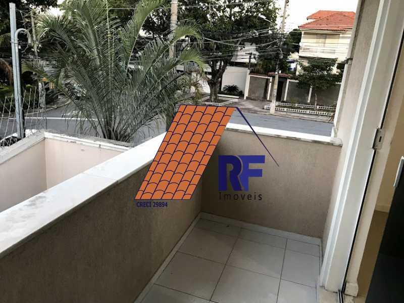 IMG_7761 - Casa em Condomínio para alugar Rua Pires de Carvalho,Maria da Graça, Rio de Janeiro - R$ 1.600 - VECN20001 - 25