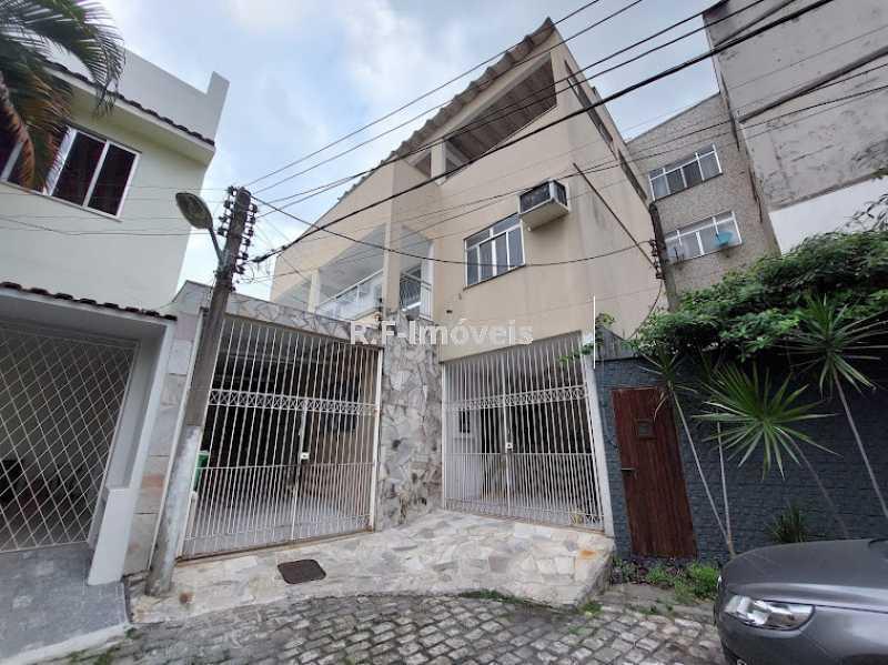 Casa de Vila à venda Rua Barão,Praça Seca, Rio de Janeiro - R$ 525.000 - VECV30001 - 1