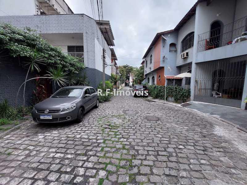 1 - Casa de Vila à venda Rua Barão,Praça Seca, Rio de Janeiro - R$ 525.000 - VECV30001 - 3