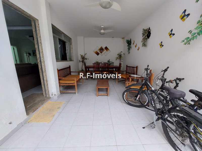 3 - Casa de Vila à venda Rua Barão,Praça Seca, Rio de Janeiro - R$ 525.000 - VECV30001 - 5