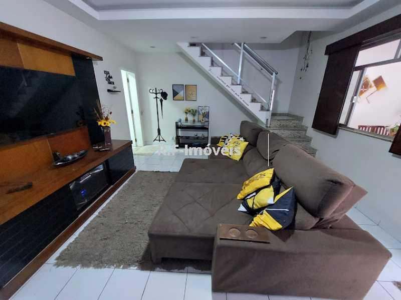 5 2 - Casa de Vila à venda Rua Barão,Praça Seca, Rio de Janeiro - R$ 525.000 - VECV30001 - 8