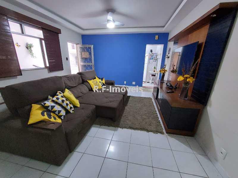 5 3 - Casa de Vila à venda Rua Barão,Praça Seca, Rio de Janeiro - R$ 525.000 - VECV30001 - 9