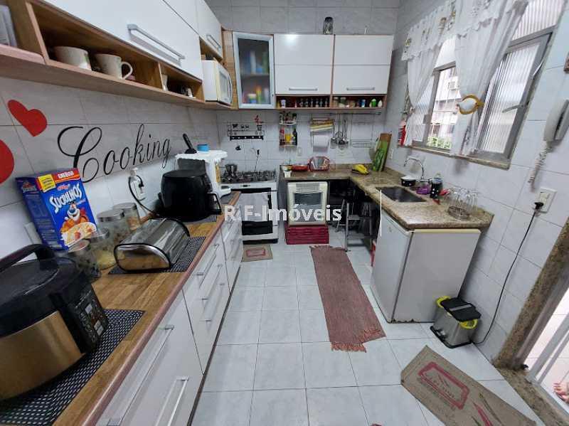 6 - Casa de Vila à venda Rua Barão,Praça Seca, Rio de Janeiro - R$ 525.000 - VECV30001 - 10
