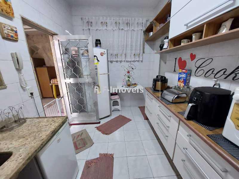 7 - Casa de Vila à venda Rua Barão,Praça Seca, Rio de Janeiro - R$ 525.000 - VECV30001 - 11