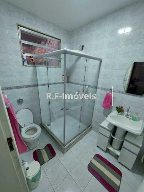 8 1 - Casa de Vila à venda Rua Barão,Praça Seca, Rio de Janeiro - R$ 525.000 - VECV30001 - 12