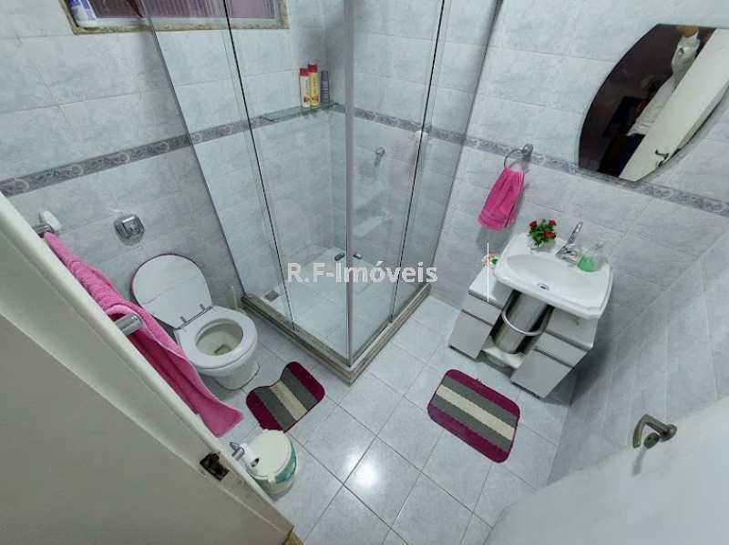 8 2 - Casa de Vila à venda Rua Barão,Praça Seca, Rio de Janeiro - R$ 525.000 - VECV30001 - 13