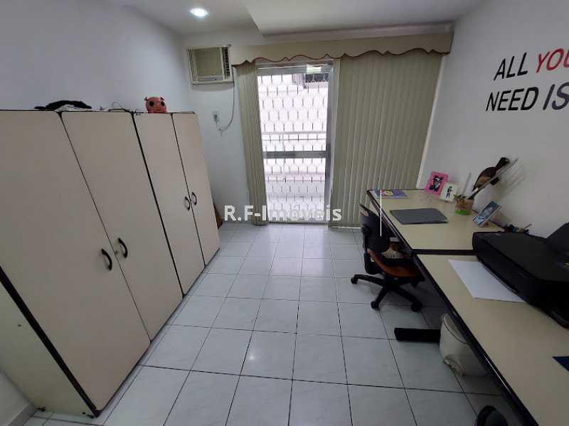 10 1 - Casa de Vila à venda Rua Barão,Praça Seca, Rio de Janeiro - R$ 525.000 - VECV30001 - 14