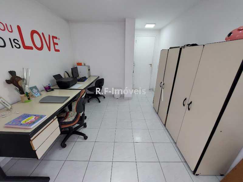 10 2 - Casa de Vila à venda Rua Barão,Praça Seca, Rio de Janeiro - R$ 525.000 - VECV30001 - 15