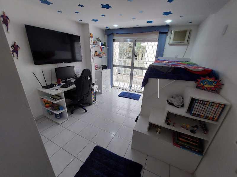 12 1 - Casa de Vila à venda Rua Barão,Praça Seca, Rio de Janeiro - R$ 525.000 - VECV30001 - 17