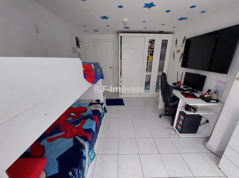 12 2 - Casa de Vila à venda Rua Barão,Praça Seca, Rio de Janeiro - R$ 525.000 - VECV30001 - 18