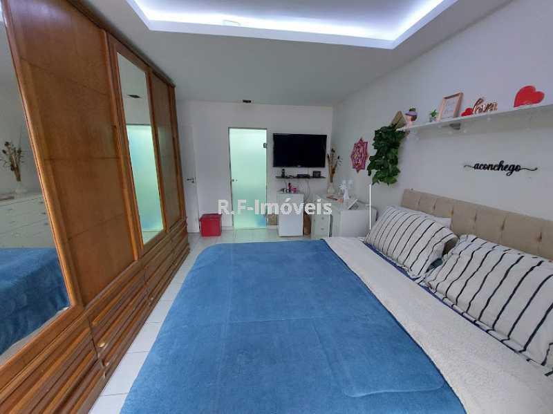 14 1 - Casa de Vila à venda Rua Barão,Praça Seca, Rio de Janeiro - R$ 525.000 - VECV30001 - 20