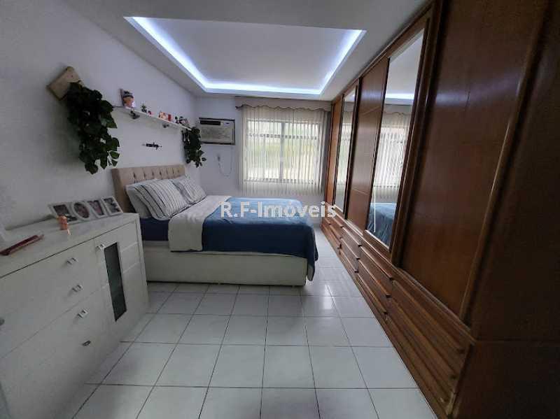 14 2 - Casa de Vila à venda Rua Barão,Praça Seca, Rio de Janeiro - R$ 525.000 - VECV30001 - 21