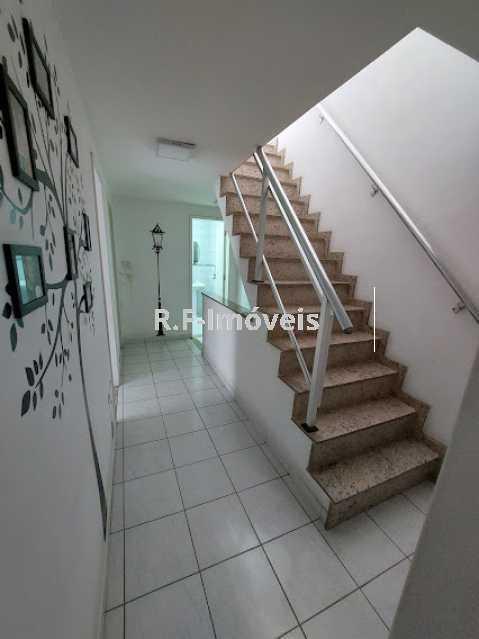 16 1 - Casa de Vila à venda Rua Barão,Praça Seca, Rio de Janeiro - R$ 525.000 - VECV30001 - 24