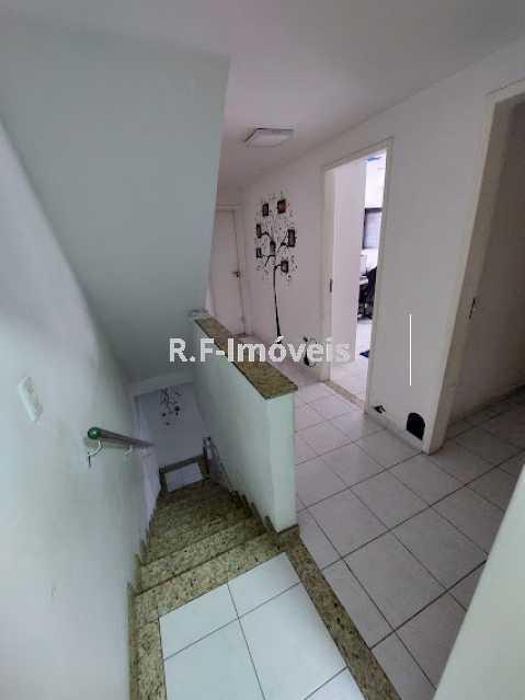 16 2 - Casa de Vila à venda Rua Barão,Praça Seca, Rio de Janeiro - R$ 525.000 - VECV30001 - 25