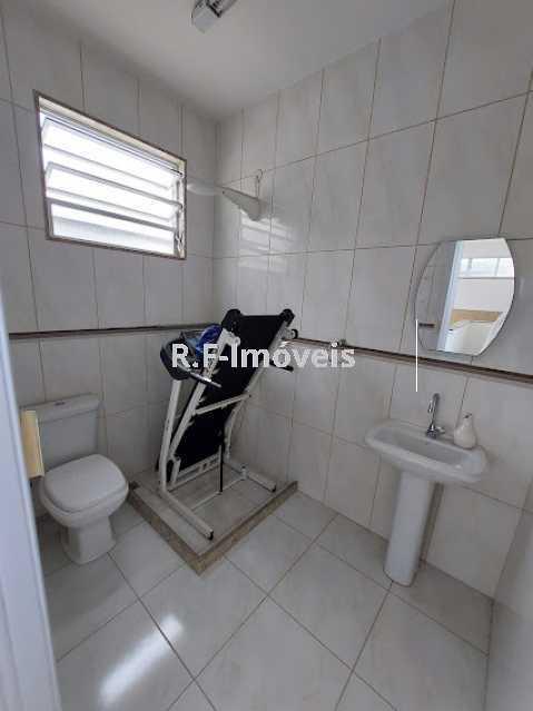 17 1 - Casa de Vila à venda Rua Barão,Praça Seca, Rio de Janeiro - R$ 525.000 - VECV30001 - 26