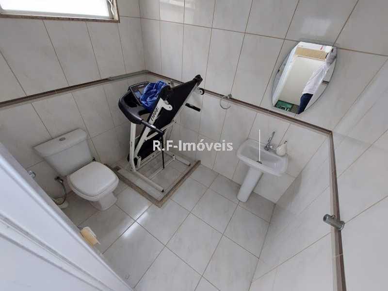 17 2 - Casa de Vila à venda Rua Barão,Praça Seca, Rio de Janeiro - R$ 525.000 - VECV30001 - 27