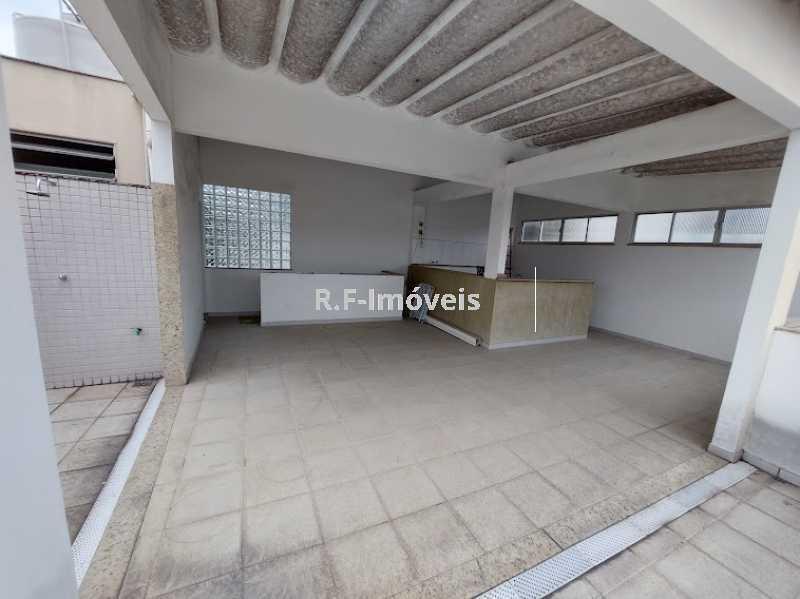 1234567890 6 - Casa de Vila à venda Rua Barão,Praça Seca, Rio de Janeiro - R$ 525.000 - VECV30001 - 29