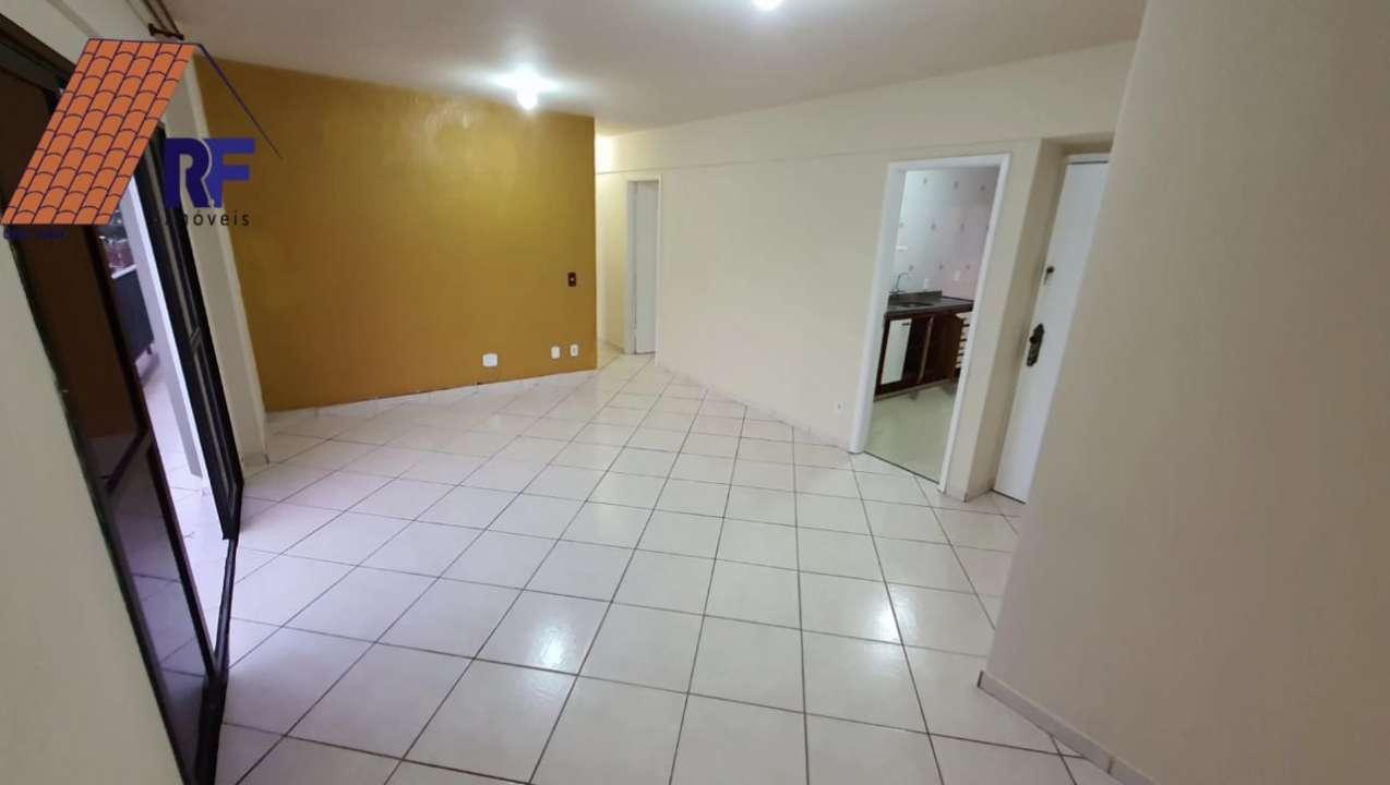 FOTO 1 - Apartamento para venda e aluguel Rua Luís Beltrão,Vila Valqueire, Rio de Janeiro - R$ 2.100 - RF122 - 1