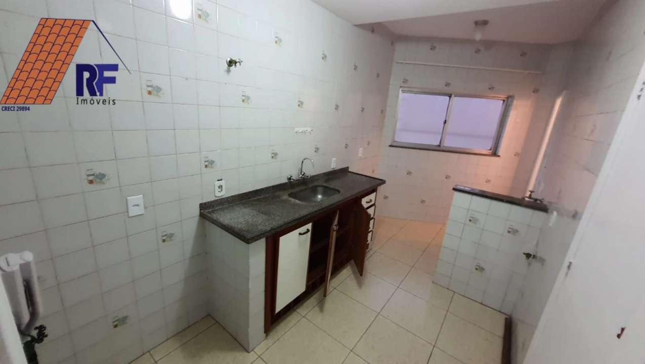 FOTO 5 - Apartamento para venda e aluguel Rua Luís Beltrão,Vila Valqueire, Rio de Janeiro - R$ 2.100 - RF122 - 6