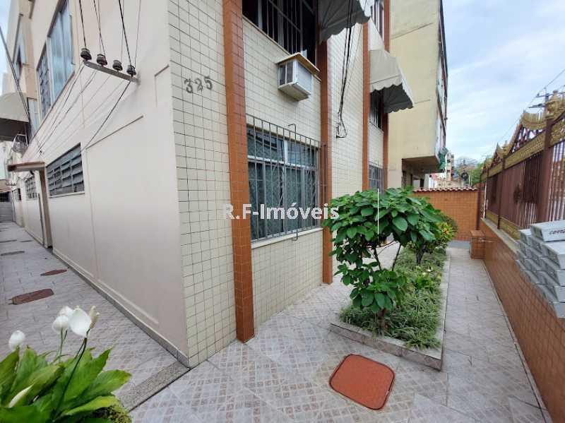 1 - Apartamento à venda Rua Luís Beltrão,Vila Valqueire, Rio de Janeiro - R$ 265.000 - RF123 - 3