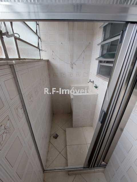 20202202020202202020202020 - Apartamento à venda Rua Luís Beltrão,Vila Valqueire, Rio de Janeiro - R$ 265.000 - RF123 - 25