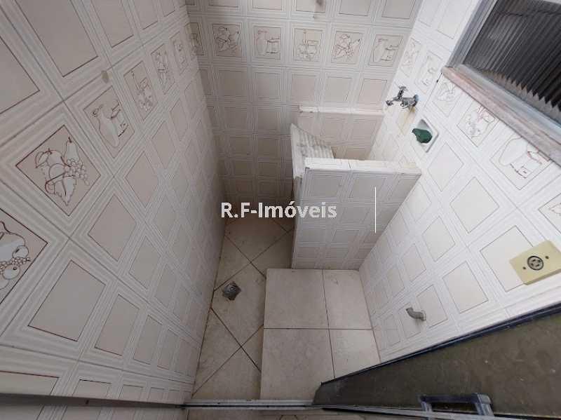 2022000000000000000000000 - Apartamento à venda Rua Luís Beltrão,Vila Valqueire, Rio de Janeiro - R$ 265.000 - RF123 - 26